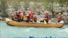 Antalya Rafting Yerleri
