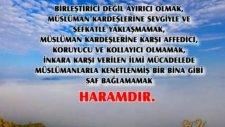 Tek çözüm türk islam birliği