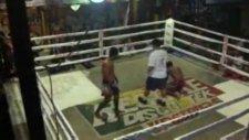Tayland boksu kavgaya döndü