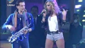 Alexandra Stan - Get Back Mr Saxobeat (Beyaz Show)