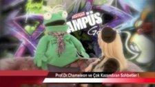 Hürriyet Kampüsün Viral Profesörü Prof.dr.chameleon Röportajlarına Başlıyor