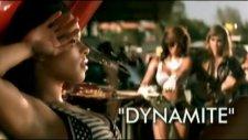 Taio Cruz Dynamite (İnt'l Version)