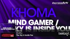 Khomha - The Sky Is Inside You Radio Edit