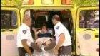 Ambulansdaki şaka