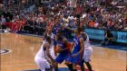 amare hammers it down!