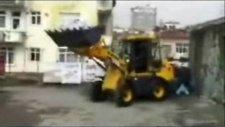 Traktör kepçe Almaya Artık Gerek Yok YGS Makine