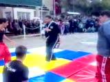 Uzak Doğu Sporu Kick Boks