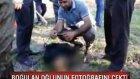 Boğulan Oğlunun Fotoğrafını Çekti