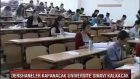 Dershaneler Kapanacak Üniversite Sınavı Kalkacak