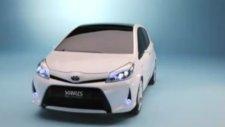 Toyota Yaris - 2012 - Hybrid