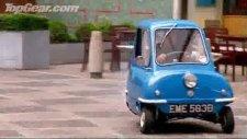Dünyanın en küçük otomobili