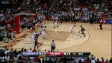 Bu Basket Bütün Salonu Ayağa Kaldırdı!