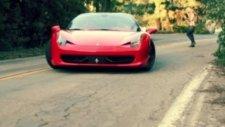 Ferrari 458 italia Vintage Yavaş Çekim - Vububup 289