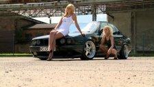 Müthiş BMW'ler Drift, Drag Yapıyor..