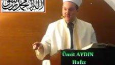 Cuma Vaaz'ı - Yeraltı Camii İmam Hatibi / Hafız Ümit AYDIN