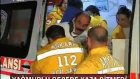 Ambulans Kazasına Sağlıkçılar koştu