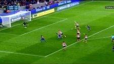 Messi'den muhteşem çalımlar! (Barcelona - Bilbao)