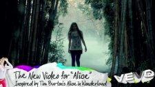 Avril Lavigne - Alice Teaser