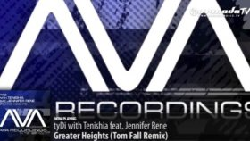 TyDi - Feat Jennifer Rene Tenishia - Greater Heights Tom Fall