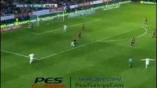 Cristiano Ronaldo'dan Akıl Almaz Gol !