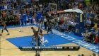 kevin durant shakes bakes and slams