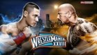 Wwe wrestlemania 28 the rock vs john cena (full maç)