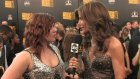 2009 Red Carpet Interview American Music Awards