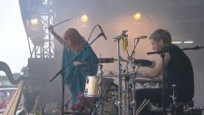 Drumming Song Live At Oxegen Festival 2010