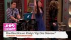 J-14 Exclusive Video Premiere One Direction on iCarly's