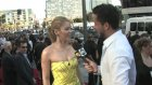 Shakira - 2009 Red Carpet Interview American Music Awards