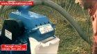 Fındık toplama makinası