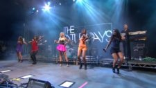 The Saturdays - Work Live At V Festival 2009