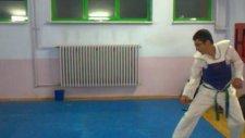 Tkd Taha Yanalak 540 Degree Kick