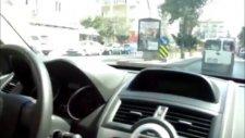 Dizel Megane 2 HKS BLOW OFF Uygulaması Video 2