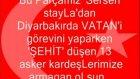 Serseri stayla 13 şehit
