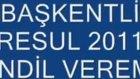 Başkentli Resul Mendil Verem Mi 2012 ALBÜM ÇiKTi