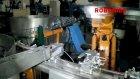 Transfer Makinası Robot Besleme, Çift Makina Robot Yükleme, Radyatör Fittings