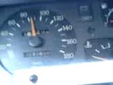 Renault 9 Broadway ile 165km/h