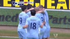 Manchester City, Norwich City'ye patladı! 1-6