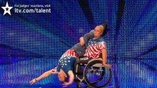 Strictly Tekerlekli Sandalye Dansı (İngiltere'nin Got Talent 2012)