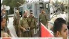 İsrailli subaydan dipçikli müdahale
