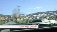 Çorak Köyü'ne Giderken(Çaycuma) 07mart2012