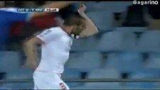 Alvaro Negredo'dan Akrobatik Rövaşata