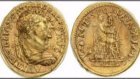 Roma Solid Gold Coins