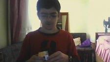 Aren Koş Rubik Küp 10 Saniyede Çözüm