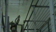 Bursa Mantar Odası Sıkma Köpük - Birpol Poliüretan İzolasyon
