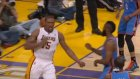 Ron Artest ViOLENTLY Elbows Harden  Ejected  Lakers vs Thunder  April 22 2012
