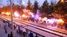 Konya gfb yakar... selçuk üniversitesi kampüs 6alatasaray maçi devre arasi...