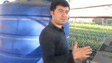 Sertifikalı Tüplü Fidan Üretim Alanı  Sulama Sistemi