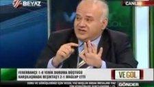 Ömer Çavuşoğlu 'Trabzonspor Galatasaray'a maçı sattı!' (29 Nisan 2012) BEYAZ TV